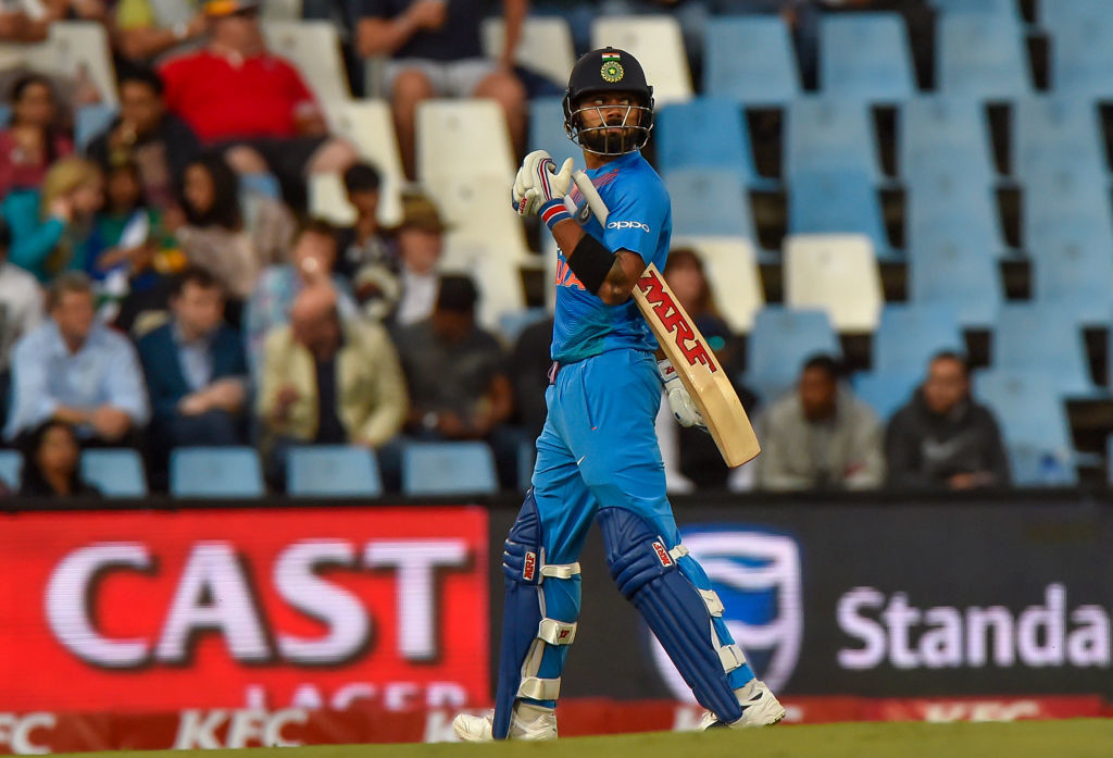 Kohli was scheduled to play for Surrey in the month of June.