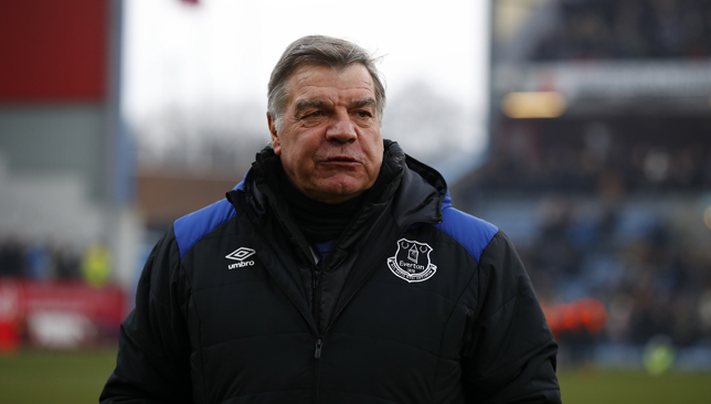 Allardyce set for axe as Everton manager