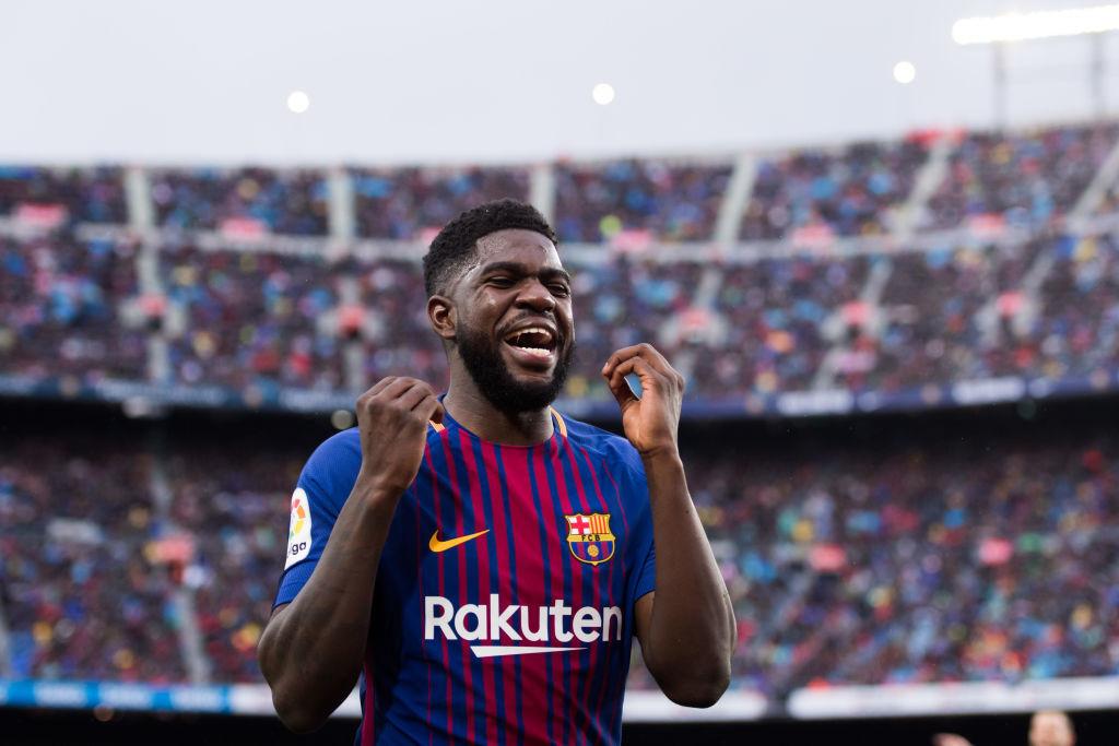 Barcelona v Atletico Madrid - La Liga