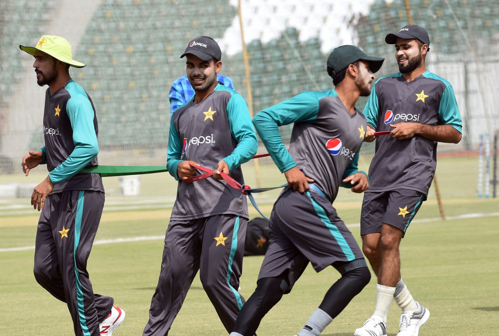 Pakistan will become Ireland's first-ever Test opponents come Friday.