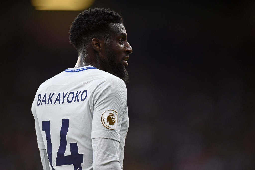 Tiemoue Bakayoko struggled to adapt to life in the Premier League