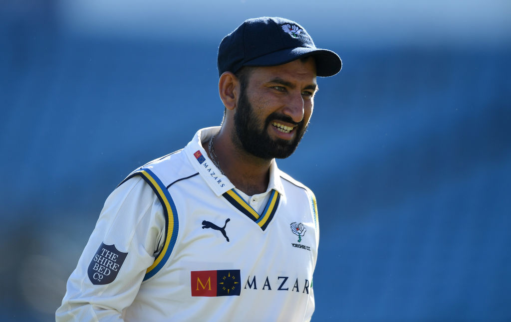 Pujara struggled in red-ball cricket but has shone in white-ball cricket.