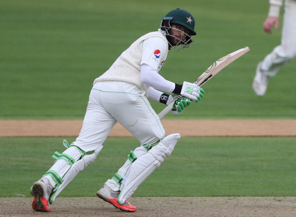 Imam-ul-Haq is set to make his first Pakistan Test appearance.