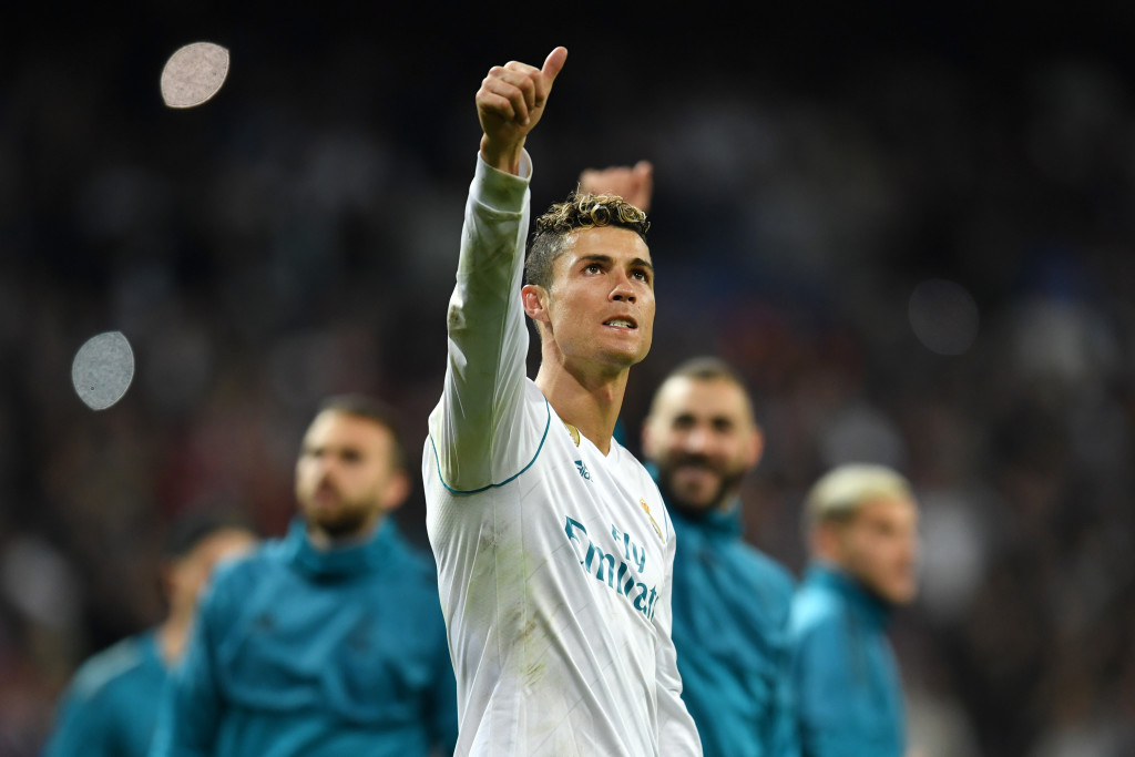 Cristiano Ronaldo and Real Madrid have plenty of Champions League final experience