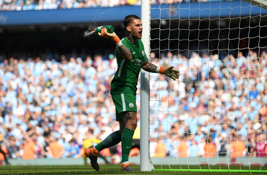 Ederson proved to be a superb signing for Man City