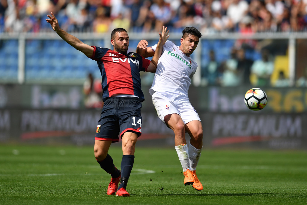 Serie A match report Sampdoria v Napoli 13 May 2018