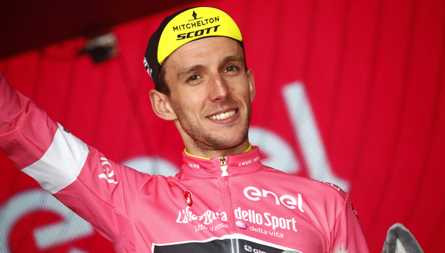 Race Review: Dennis Wins Giro's 16th Stage Time Trial, Yates Holds Lead