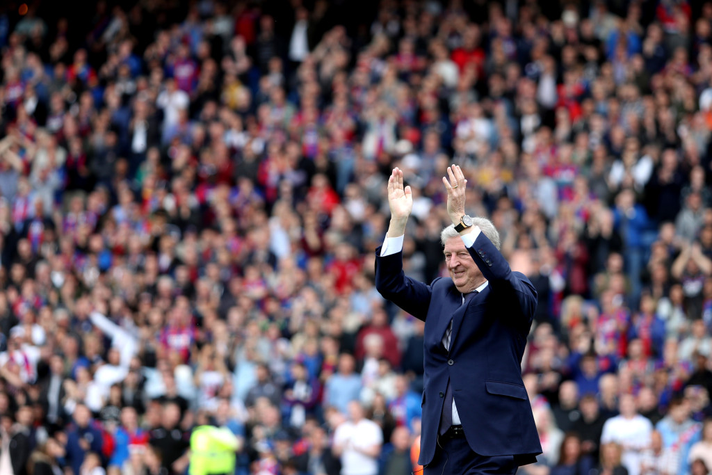 Roy Hodgson has restored his reputation with Crystal Palace.