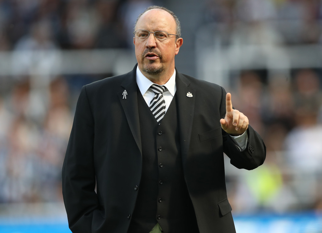 Rafael Benitez deserves praise for the job he did with Newcastle United.