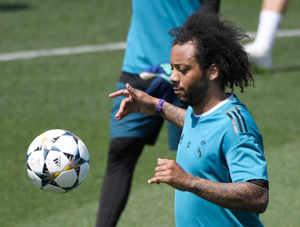 Marcelo could be set to play a big part both in attack and defence