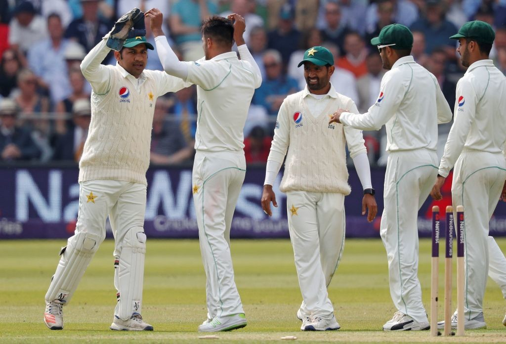 Sarfraz has advised his team-mates to forget about the Lord's win.