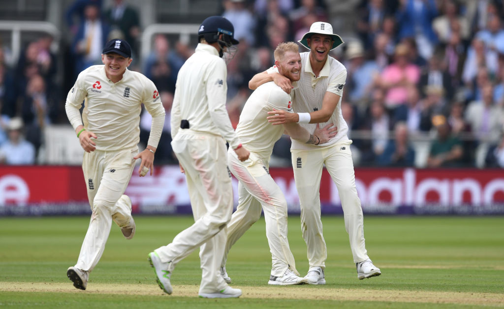 England will be hoping Stokes can make a quick recovery.