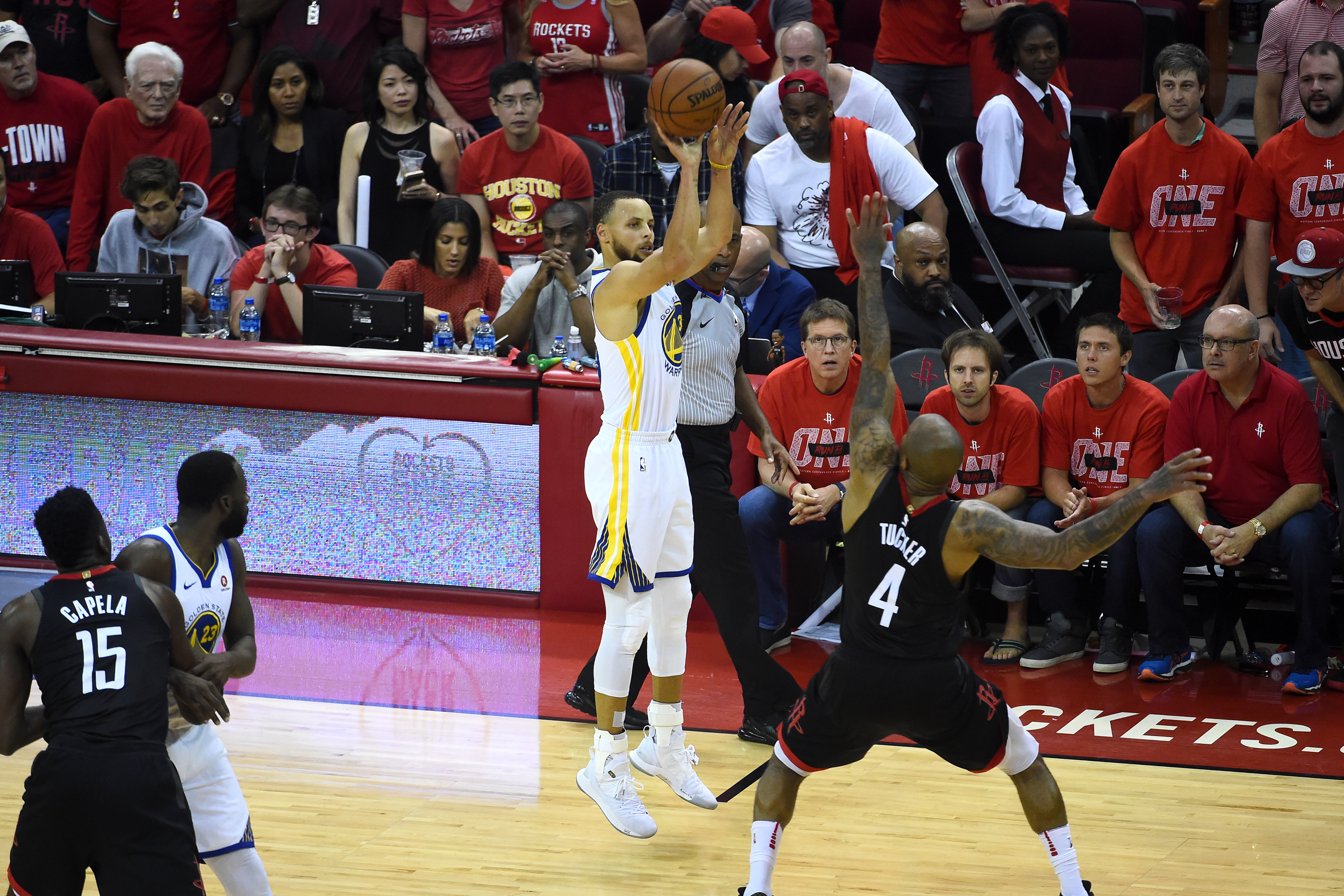 bb29552692fb What went right for the Golden State Warriors and what went wrong for the Houston  Rockets in Game 7