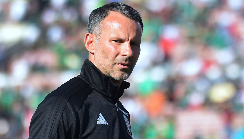 Ryan Giggs gave debuts to two players and put his trust in youth throughout the game.