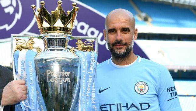 Guardiola, Manager