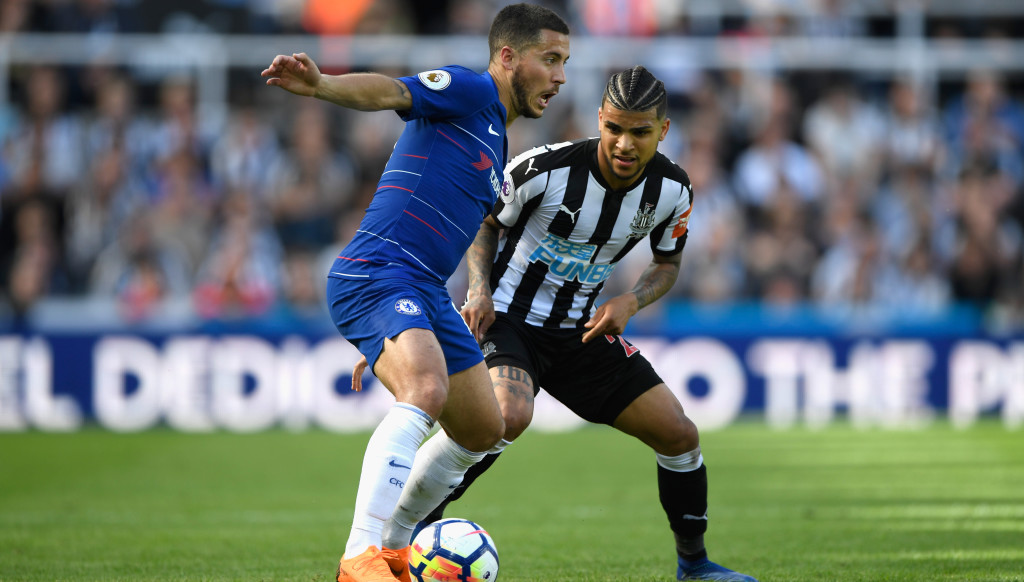 Eden Hazard has been in decent form of late, but was poor against Newcastle.
