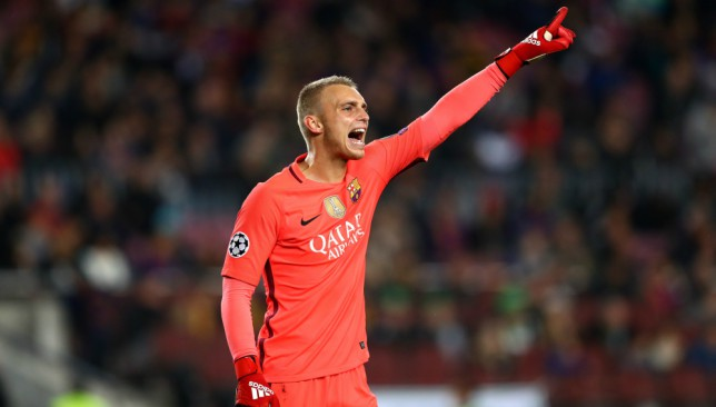 8cc170e8a Football News  Barcelona goalkeeper Jasper Cillessen open to Premier ...