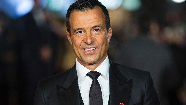 Jorge Mendes has come out in support of Jose Mourinho.