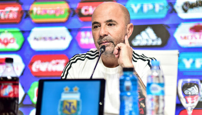 Tagliabue wishes Jorge Sampaoli would have given him a World Cup chance.