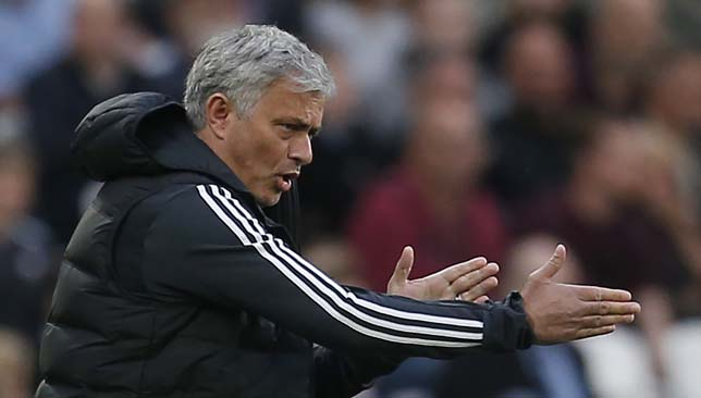 Happy with performance: Jose Mourinho