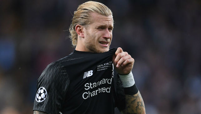 Karius' two errors gifted Real a 3-1 win in May's final.