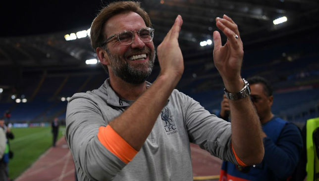 600 not out : Jurgen Klopp