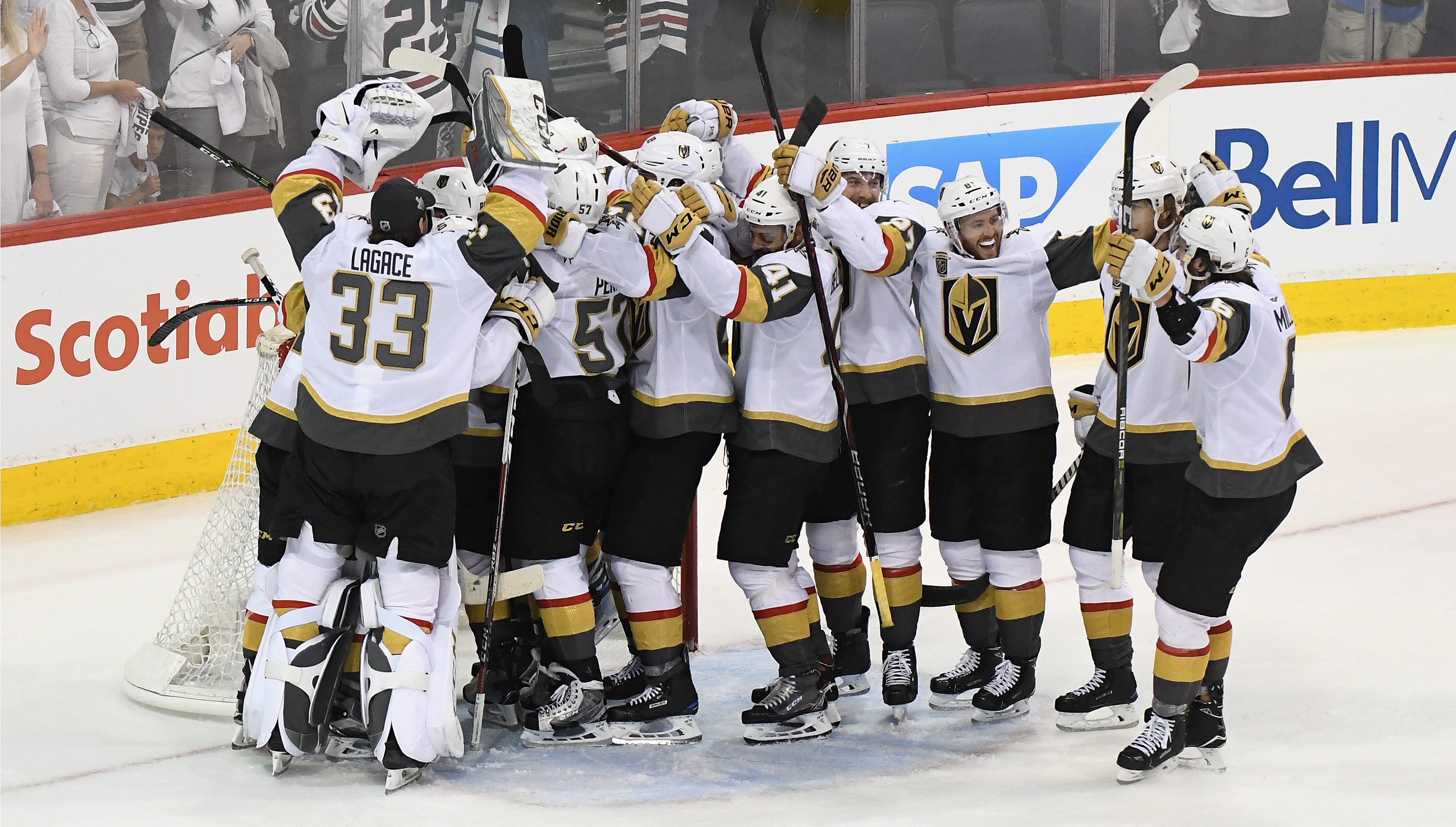 5b5250d7183 Vegas Golden Knights have already surpassed the greatest US expansion teams  in history