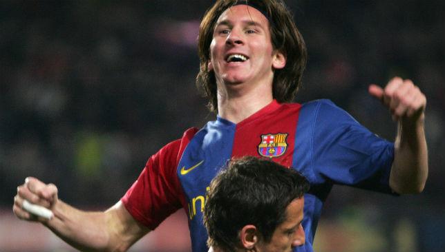 Leo Messi 1