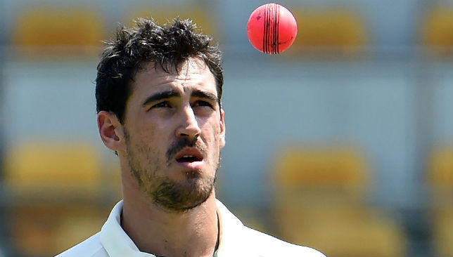 Mitchell Starc is in hot water.
