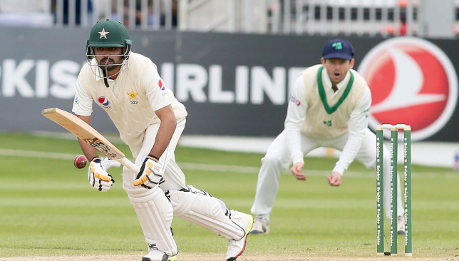 Spirited display from Ireland in first test match