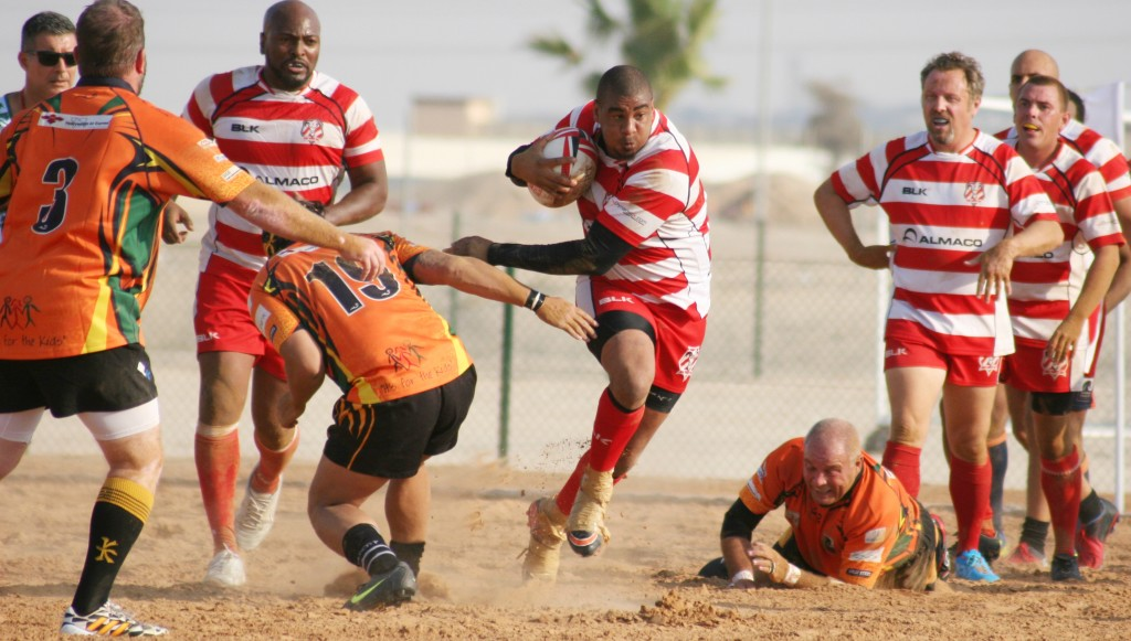 RAK Rugby have come a long way from the days of playing on a sand pitch.