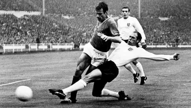 Wilson, member of England's 1966 WC winning side, dies