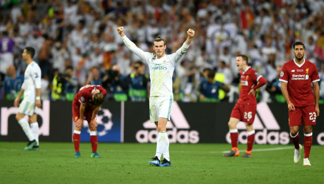 Football News Real Madrid And Liverpool Stars Reacted To