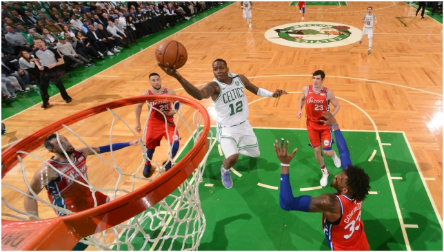 Celtics erase 22-point deficit against 76ers