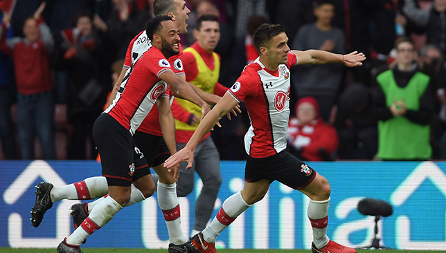 Southampton staged a late revival to beat the drop.
