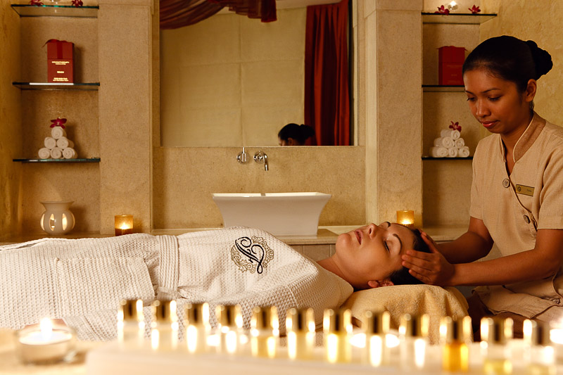 A treatment or massage in the Fairmont Dubai is the perfect way to end your workout.