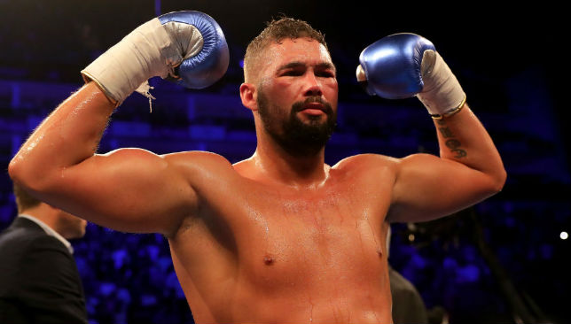 Not impressed: Tony Bellew