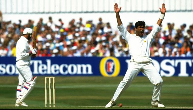 Waqar Younis du Pakistan