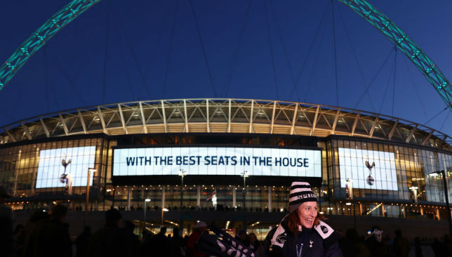 Wembley Stadium 2