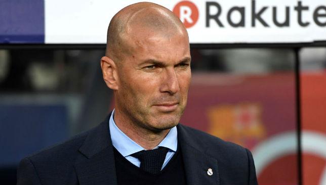 Zidane, Manager 1