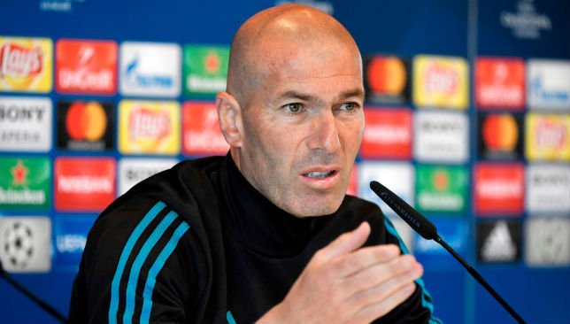 Zidane has been re-appointed Real Madrid boss.