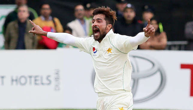 Mohammad Amir helped Pakistan to victory at Lord's.