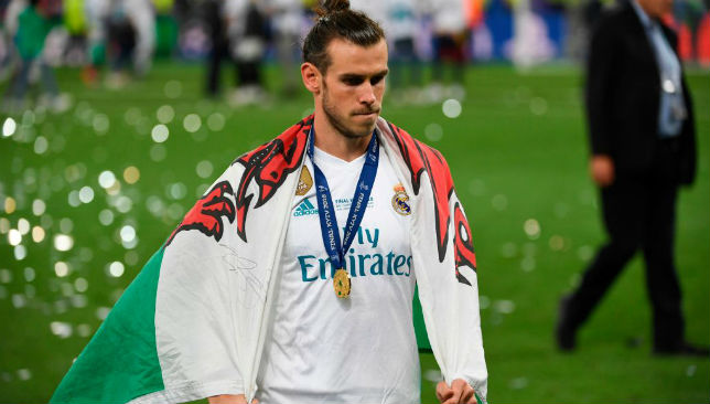 485dd34ca Man United and Juventus among best destinations for Real Madrid star Gareth  Bale