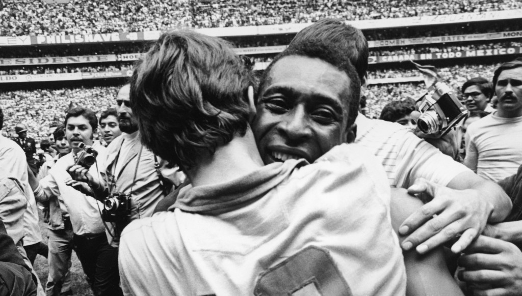 Pele: Three-time World Cup winner