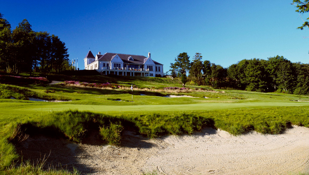 Clubhouse: 9th hold on the Duke's