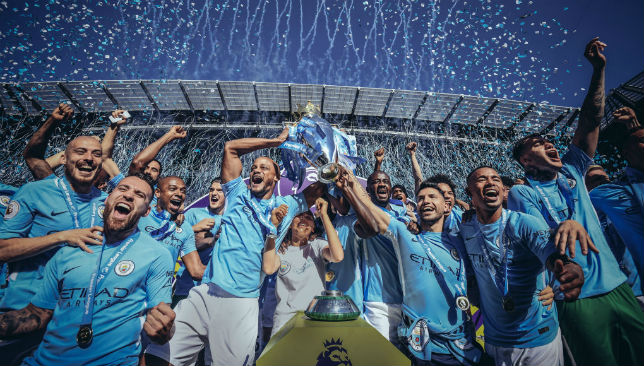 man city trophy