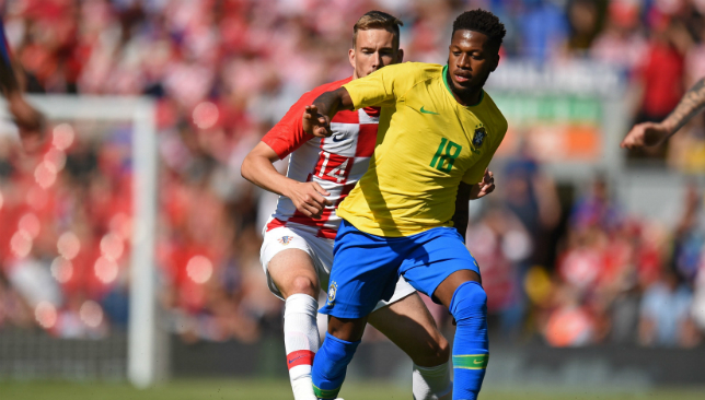 Fred is nearing a move to Manchester United.