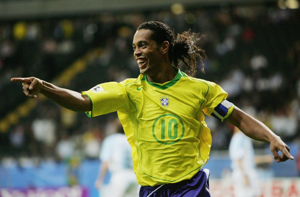 Like many Brazilians of his generation, Fred idolised Ronaldinho.