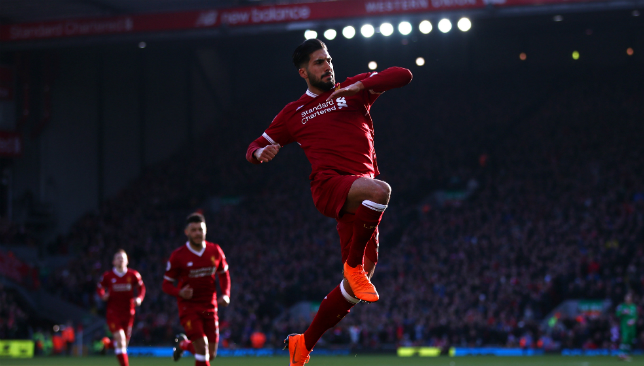 Liverpool confirm Emre Can exit as German midfielder prepares to join Juventus