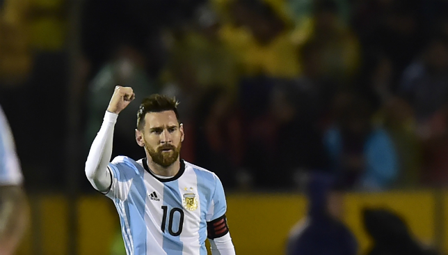 5a19ca4026 Argentina World Cup 2018 squad and team guide as Lionel Messi looks to seal  place in history